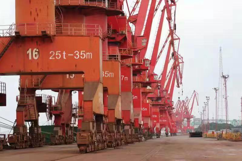 苏州港集团全力以赴抗击台风